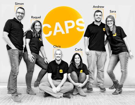 TeamCaps