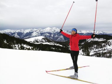 CAPS Skiing